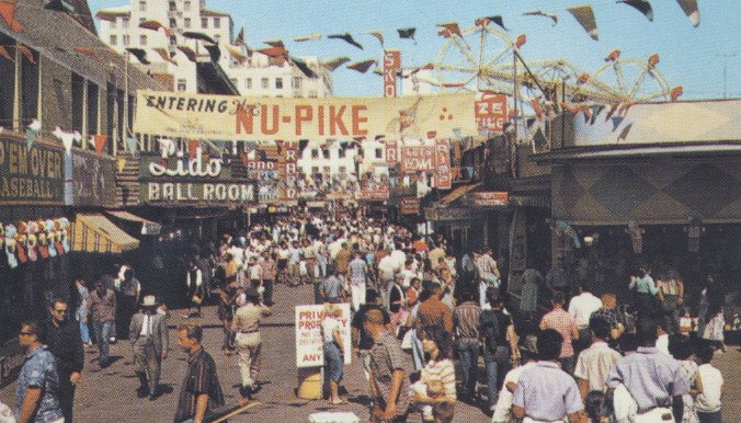 Nu-Pike Midway, 1960s
