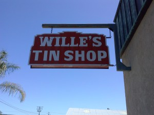 Wille's Tin Shop