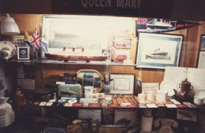 Queen Mary exhibit
